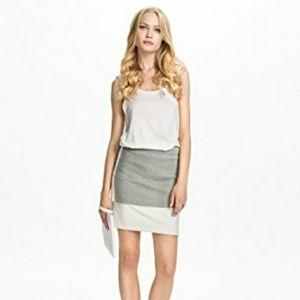 IRO Cleo Stone Color Skirt (XS) (2)